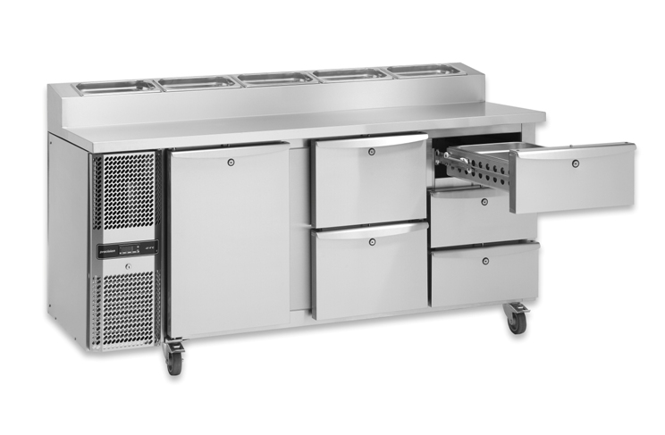 A Precision Variable Temperature Cabinet counter