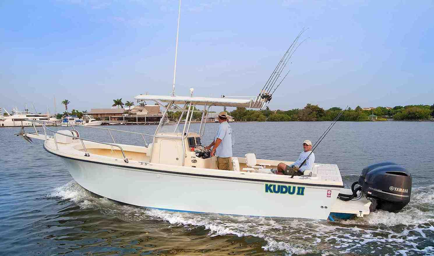 The M/V KUDU II