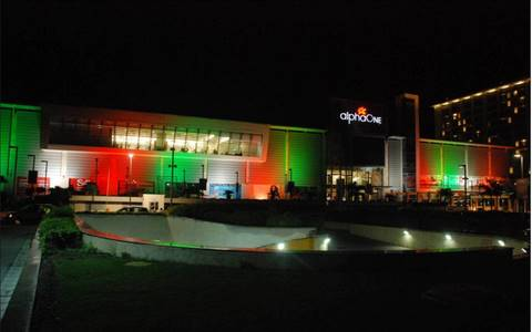 AlphaOne dressed up for 65th Independence Day