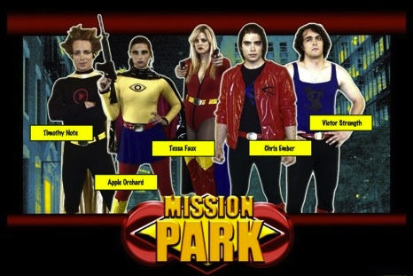 The Mission Park Superhero Team
