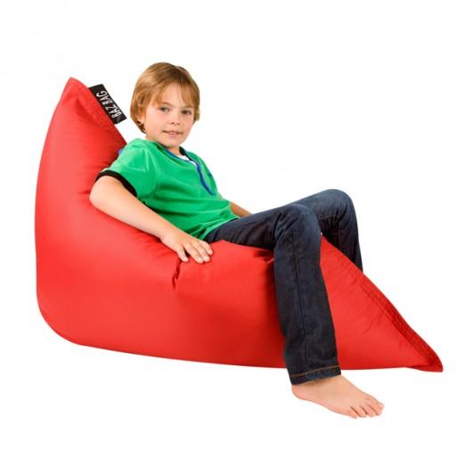 Kids Baz Bag - Red Bean Bag