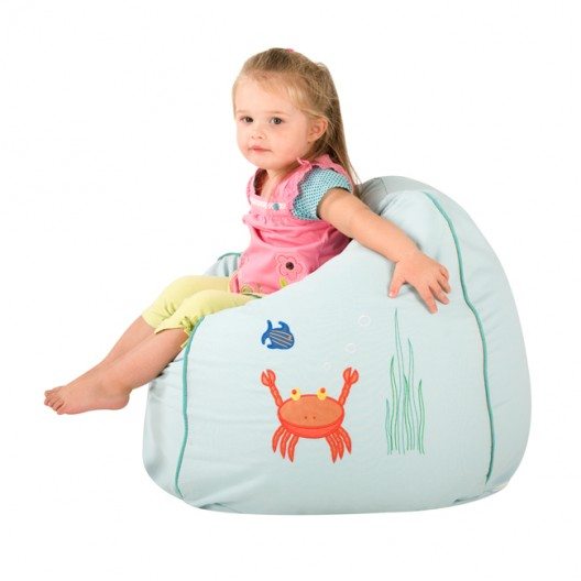 Kids Character Bean Bag - Under the Sea Design