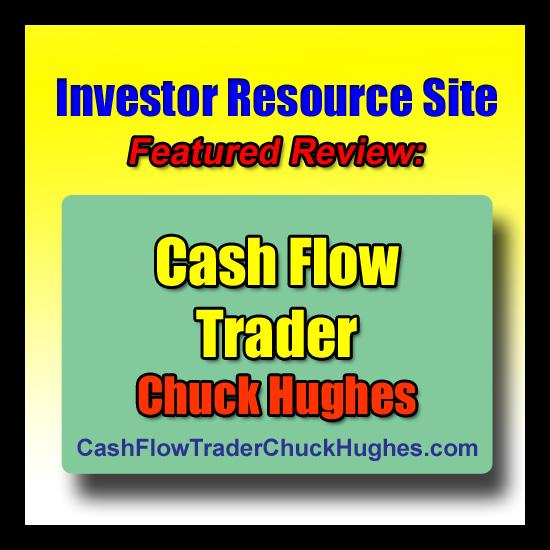 Cash Flow Trader Chuck Hughes