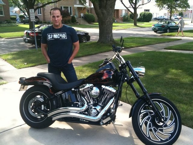 greg_Harley softail custom