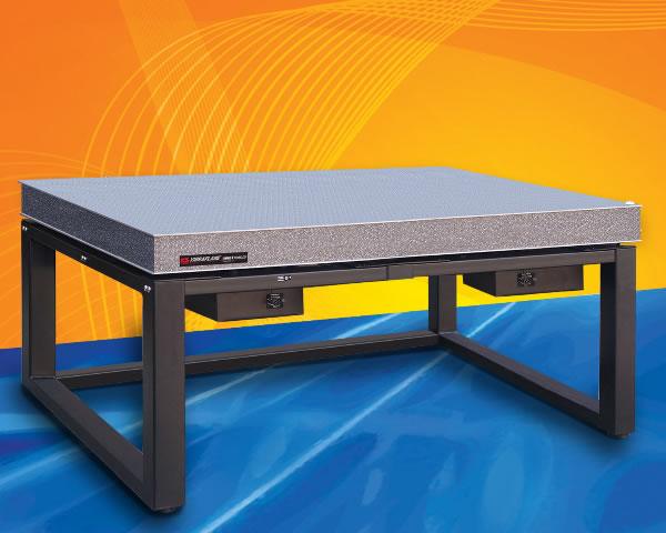 MK52 Negative-stiffness Optical Table