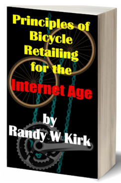 Principles of Bicycle Retailing for Internet Age