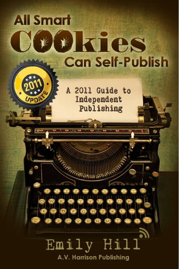 All Smart Cookies Can Self Publish UPDATE ~ Amazon