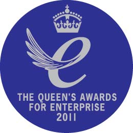 Queens award for Enterprise 2011