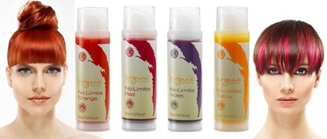 No Limits Organic Hair Color