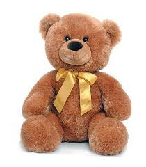 Teddy bears help comfort frightened children