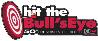 King Engine Bearings 50th Anniversary Promotion