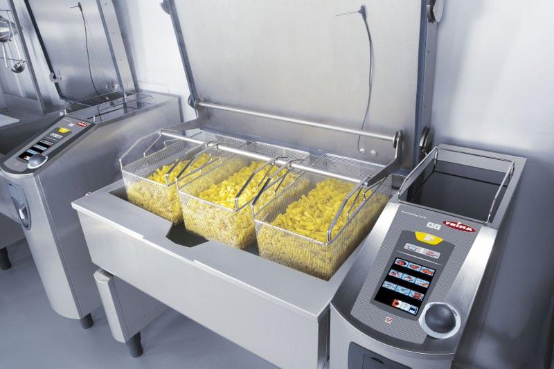 catering equipment variocooking center brat pan tilt