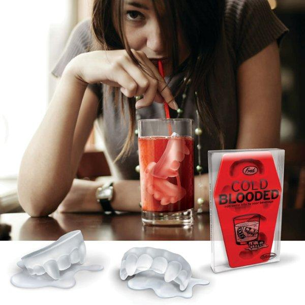 Vampire teeth ice tray  rrp £6.49 - available fro