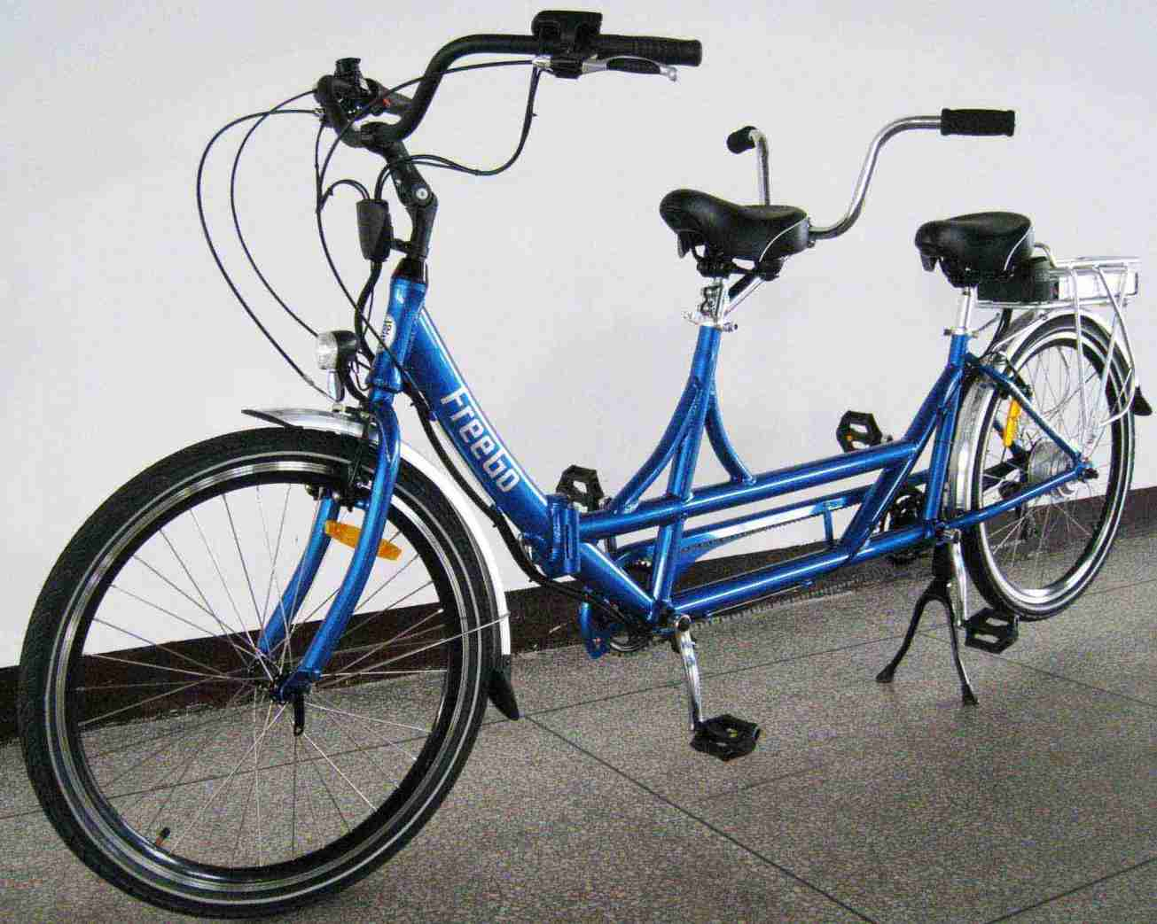 FreeGo Electric Foldable Tandem