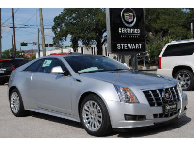 2012 CTS Coupe Stewart Cadillac Houston Car Dealer