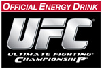 Xenergy is the official energy drink of the UFC