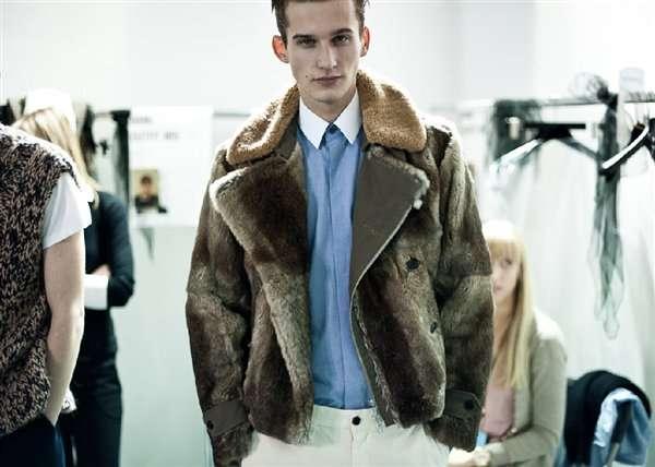 Dries Van Noten Fur for Men- Stylert