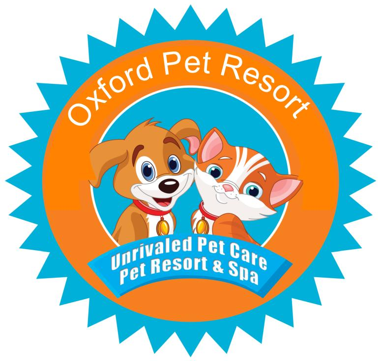 Oxford Pet Resort Logo