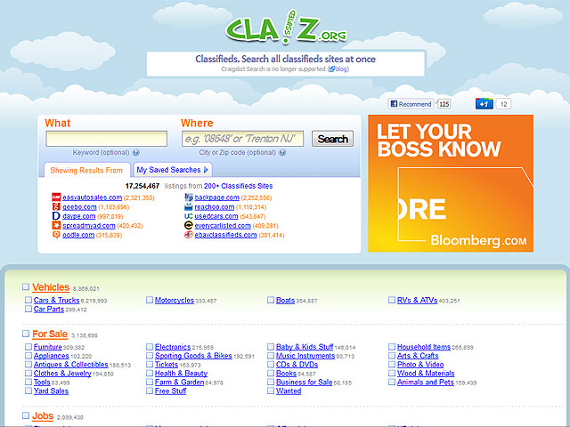Claz.org - Classifieds