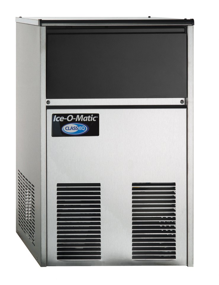 Classeq's Ice-O-Matic ICEU45 ice maker