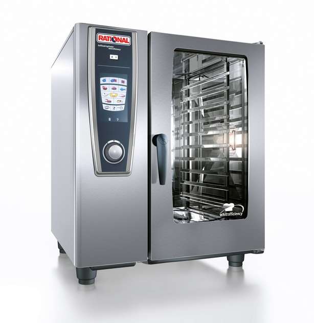 Catering equipment  Rational s new  whitefficiency
