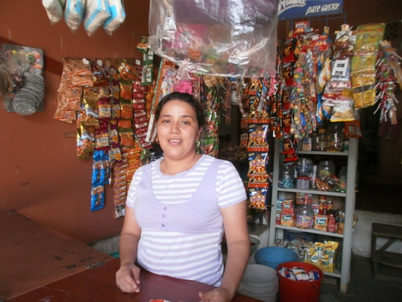 Kiva Foundation Recipient: Fanny Mercedes