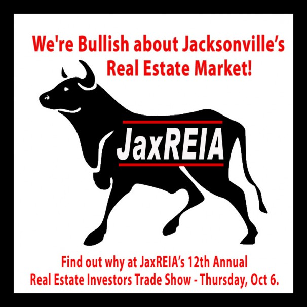 JaxREIA is Bullish about Jacksonville!
