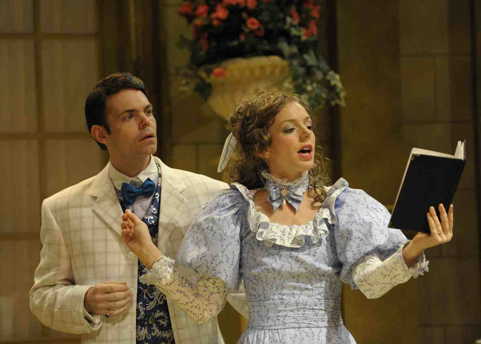 Importance of Being Earnest-Photo by Tony Firrolo