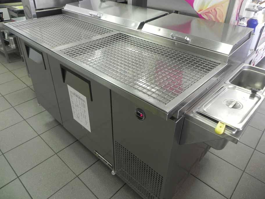 True Refrigeration at Supermac's