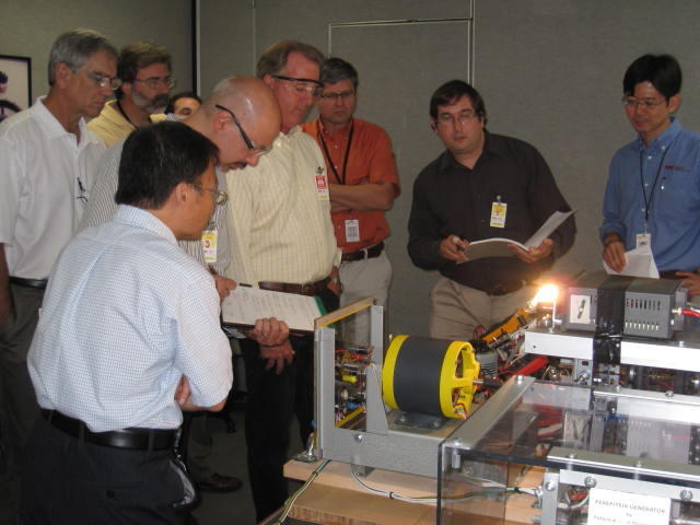 USA OEM Technology Demonstration