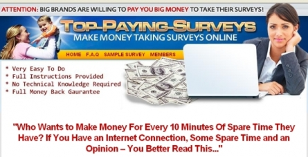 Does Top Paying Surveys Really Work