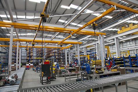 light-crane-system
