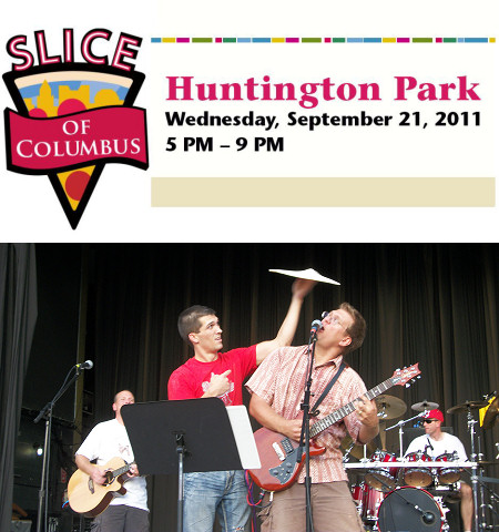 The Bug Hounds at Slice of Columbus