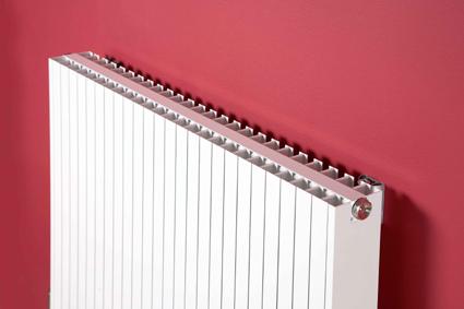 An efficient aluminium radiator