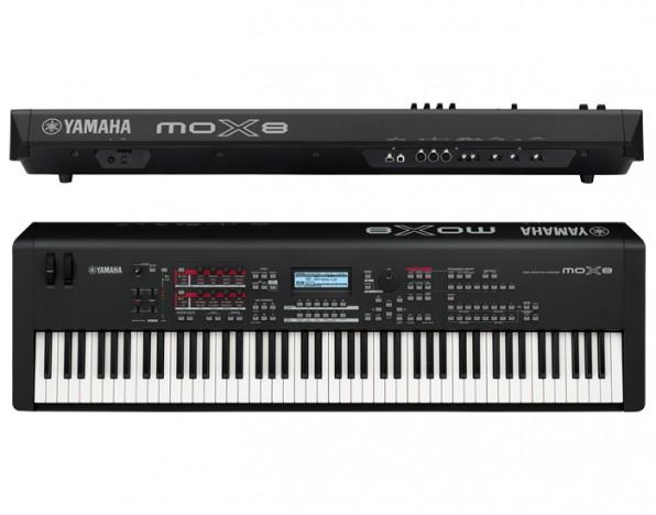 the critically acclaimed yamaha mox 6 and mox 8 synthesizers are now rh prlog org Yamaha MOX8 88-Key Yamaha MOX8 Tutorials