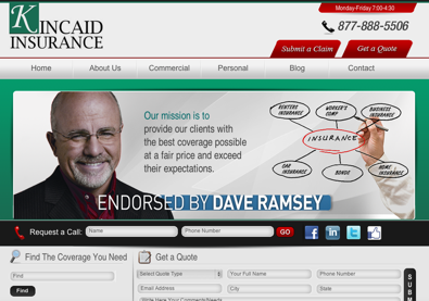kincaid insurance website