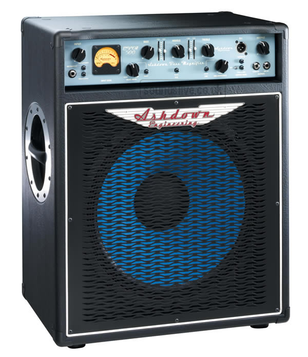 Ashdown ABM C115-500 Bass Guitar Amp Combo