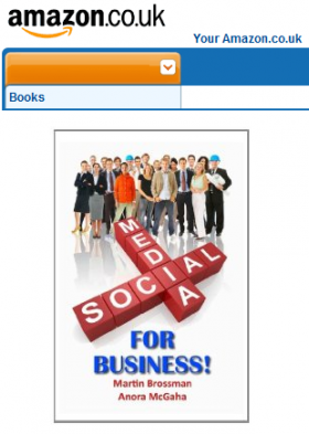 Social Media for Business Available on Amazon UK