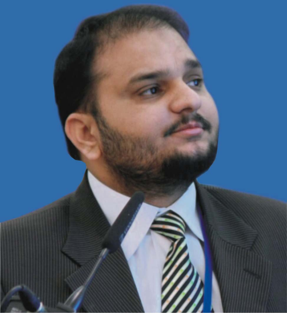 Muhammad Zubair Mughal, Chief Executive Officer, A