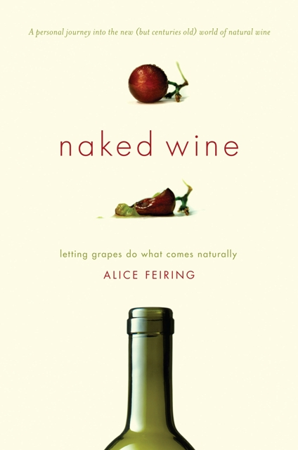 Naked Wine-Letting Grapes Do What Comes Naturally
