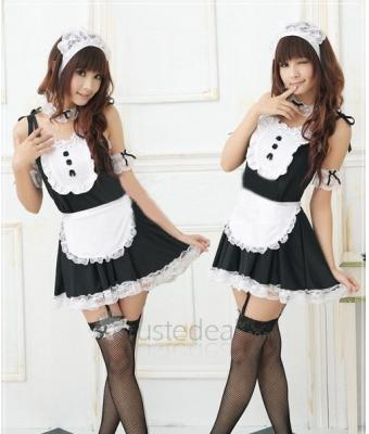 maid costume  sc 1 st  PRLog & All Kinds of Special Maid Costumes for Halloween 2011 -- Trustedeal ...