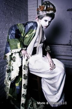Fusion Kimono by Mode & Classic (Hiromi Asai)