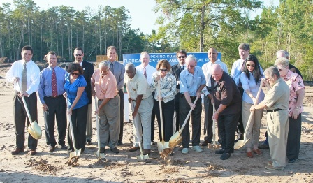 Florida Hospital Flagler Groundbreaking Ceremony