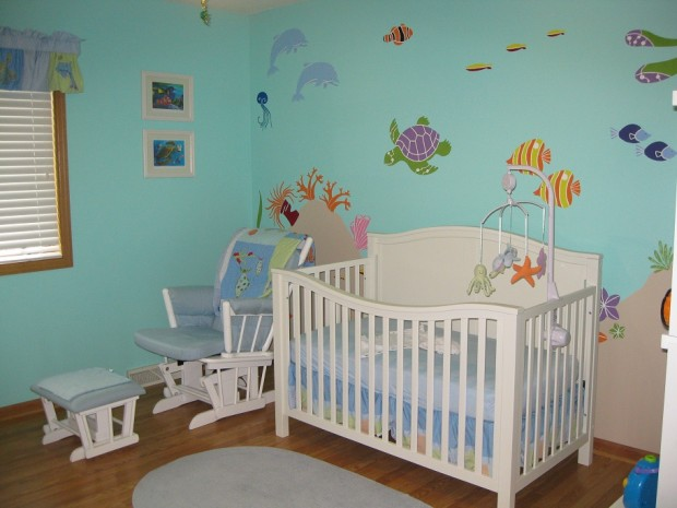My Wonderful Walls Makes A Splash With Their Under The Sea
