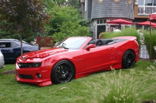 Martin Z875 Camaro featuring Grip Tuning Body Kit