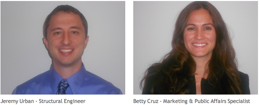 SYNTHEON Inc. Hires Jeremy Urban and Betty Cruz