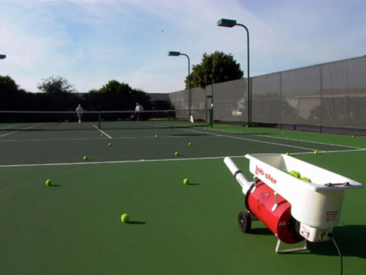 DoItTennis.com to Include Lobster Sports Tennis Ball Machines for Fall 2011 -- Christopher Mohr ...