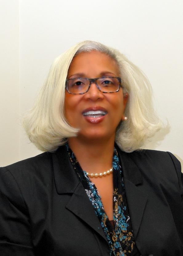 Dorothea Bell VP Human Resources for Wartburg