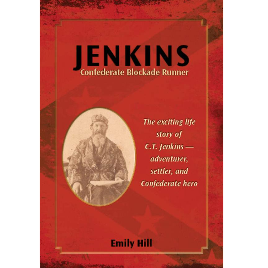 Jenkins Confederate Blockade Runner: Kindle & Nook