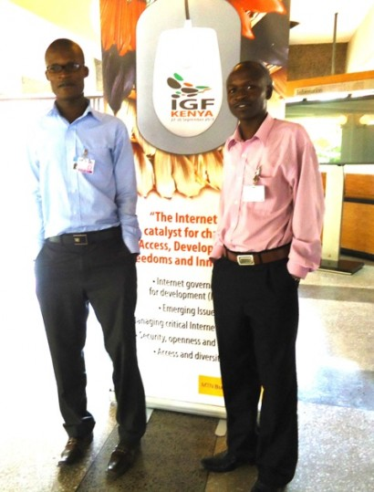 Generation.africa: Samuel Ochanji & Gideon Rop